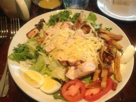Log Cabin Zelienople Pa by Grilled Chicken Salad Picture Of Log Cabin Inn