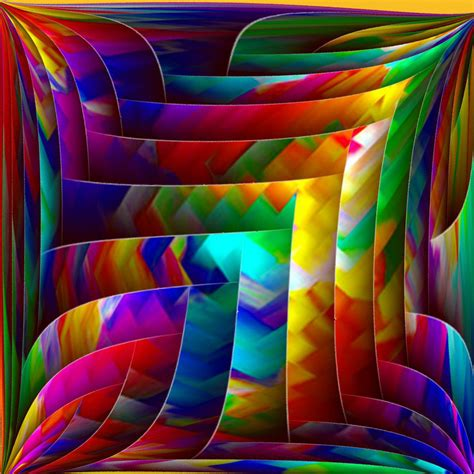 colorful design live a colorful life