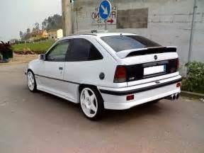 Opel Kadett Gsi Opel Kadett Gsi