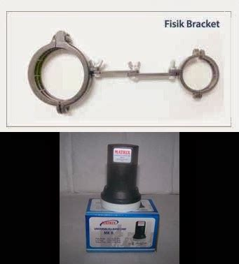 Lnbf Ku Band Matrix jual lnb ku band matrix mk ii channel ipm satelite nss 6