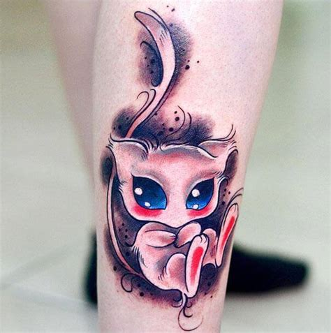 mew tattoo tattoos designs for