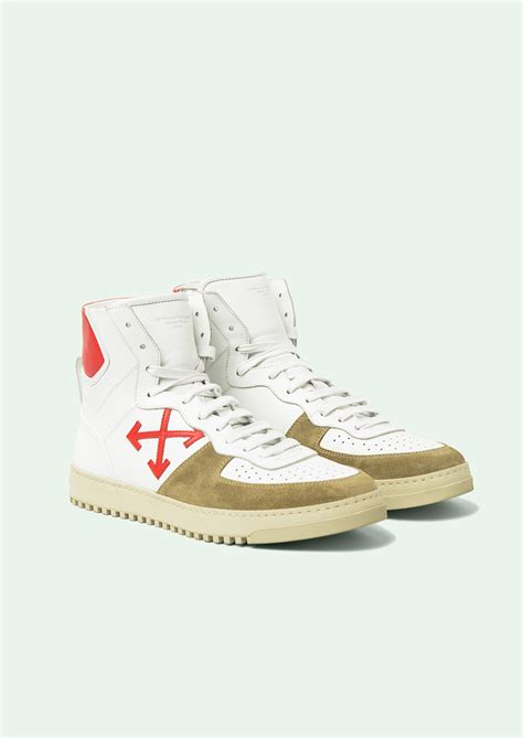 white shoes offwhite
