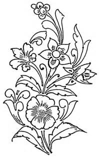 Flowers Drawings Outlines by Glass Painting Outline Designs Of Flowers Drawing