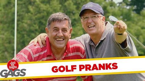 Best Golf Pranks   Best of Just For Laughs Gags   YouTube