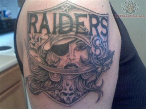 oakland raiders tattoos gallery for gt oakland raiders tattoos