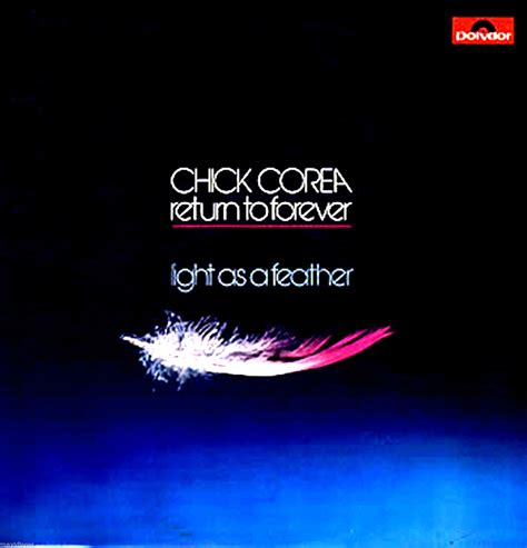 Light As A Feather by Lp Corea And Return To Forever Light As A