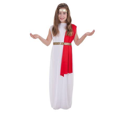 como hacer una vestimenta de grillo disfraz de noble romana luxus para ni 241 a