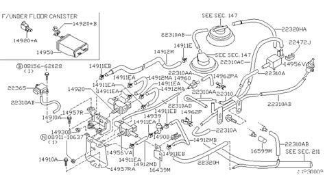 2001 nissan frontier parts diagram 34 wiring diagram