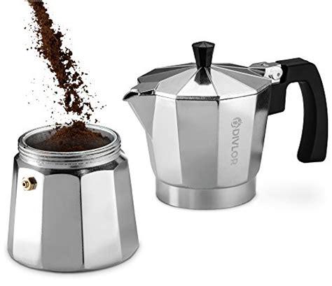 Moka Pot Alumunium 6 Cup Promo stovetop espresso maker moka pot aluminum espresso