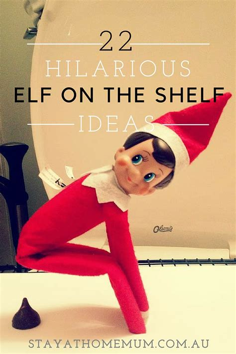 Hilarious On The Shelf Ideas by 22 Hilarious On The Shelf Ideas Stay At Home
