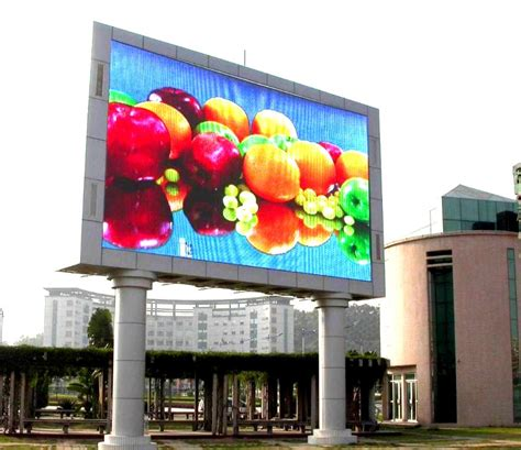 Led Outdoor Display Outdoor Led Display Shenzhen Hpled Optoelectronics Co Ltd