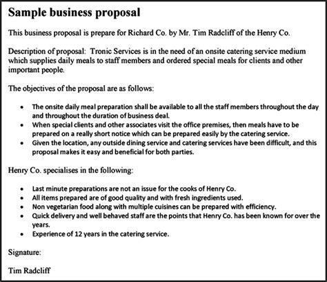 Format Business Plan Gunadarma | business proposal format bidproposalform com