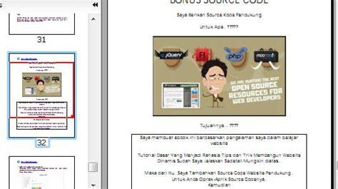 ebook membuat web dinamis dengan php free source code website dinamis php mysql