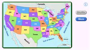 us map state puzzle app shopper united states puzzle