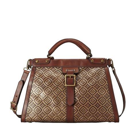 Fossil F 3426 fossil 174 handbag silhouettes sale vintage revival satchel zb5451 fashion