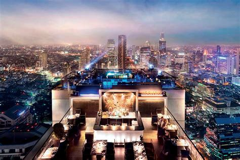 roof top bars bangkok the best rooftop bars in bangkok