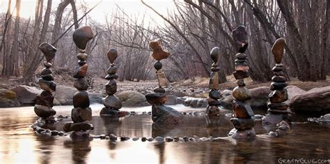 by michael grab rock balancing gravity glue seemingly impossible balance ever widening