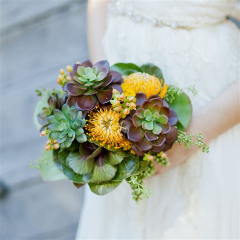 wedding flower ideas pictures alternative wedding bouquet pictures popsugar home