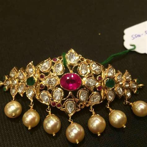 Bajuband Choker 1000 images about baju band vanki arm band arm jewellery on peacocks jewellery and