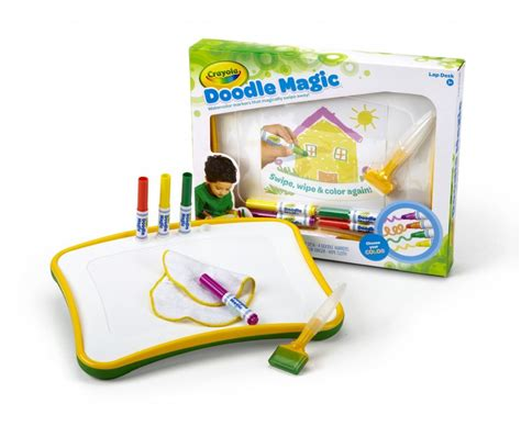 how to create magic in doodle crayola doodle magic desk only 10 90 reg 24 99