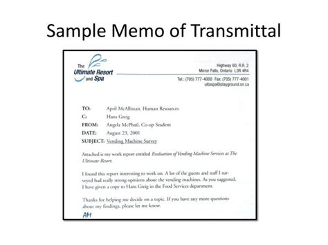 Transmittal Letter For Equipment ppt professional report assignment powerpoint