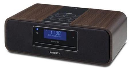 top  clock radio cd players  remote control dab