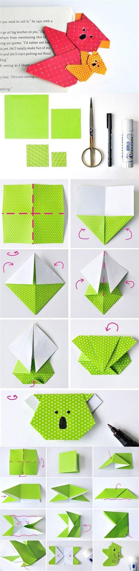 how to make an origami koala 25 best ideas about origami koala on