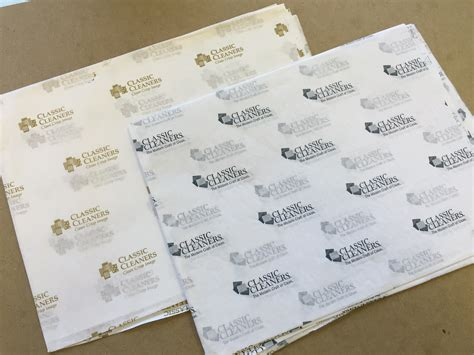 Custom Papers For Shipping by Custom Printed Tissue Paper Brown Pratt Packaging