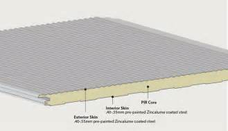 Insulated Ceiling Panels Cool Store Panels Freezer Panels Nz Chiller