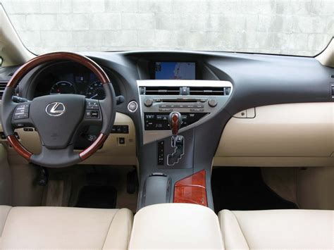 Lexus 450h Interior by Lexus Rx 450h Rx 450h Interior Askautoexperts
