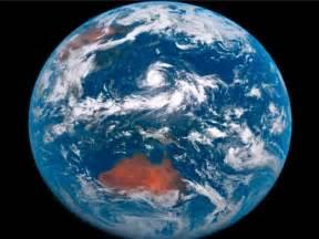 imagenes extrañas en la tierra ciencia 191 c 243 mo rota la tierra desde el espacio video en