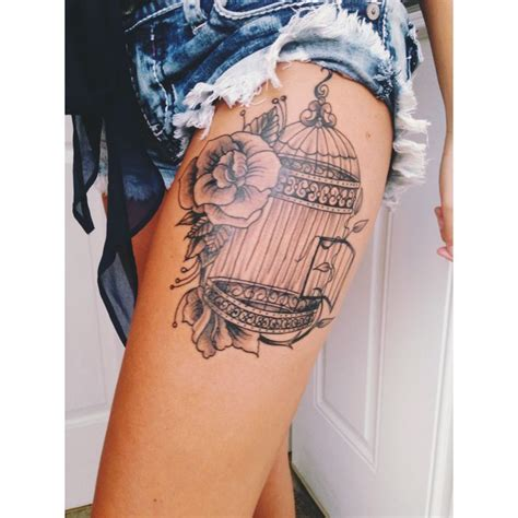 small bird cage tattoo 1000 ideas about bird cage tattoos on cage