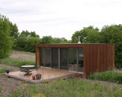 modern prefab cabin the arado weehouse a modern prefab cabin alchemy