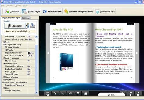 creare un libro in pdf flip pdf