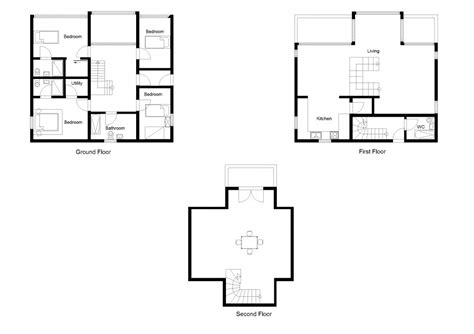 easy 2d home design software 2d drawing gallery floor plans house plans