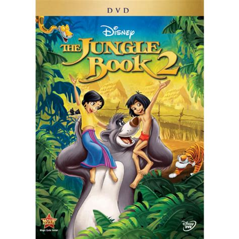 fawn island books the jungle book 2 disney