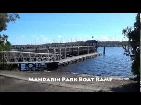 boat in mandarin mandarin park boat r jacksonville florida youtube