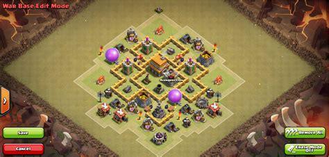 coc layout war base th5 image coc th5 war base png respawnables wiki fandom