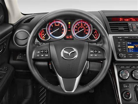 mazda 2011 interior 2011 mazda mazda6 steering wheel interior photo