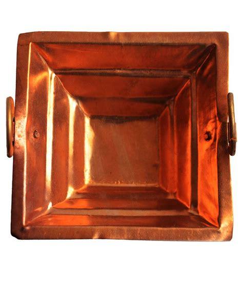 Coper L 33g B anjalika copper hawan kund 31 cm buy anjalika copper