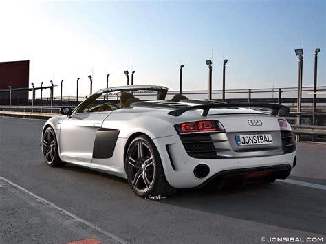 Audi R8 GT Spyder NASIOC