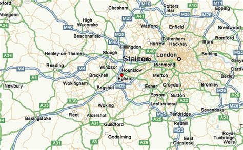 river thames map staines staines upon thames location guide