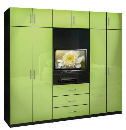 Bed Wardrobe Unit by Aventa Bedroom Wall Unit X Tv Wall Unit W Bedroom Storage Contempo Space