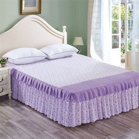 patterned bed skirts patterned bed skirts add a great deal of decor to the bedroom hq home decor ideas