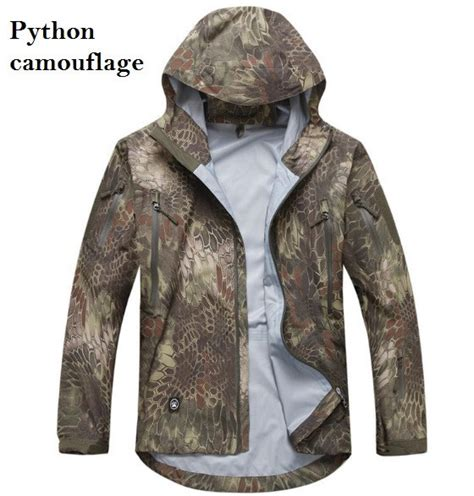 Jaket Tad Camouflage Phyton cheap new sale top quality tad gear spectre