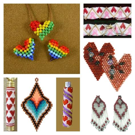 peyote beading projects quot quot beading patterns at bead patterns