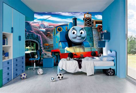 Thomas The Tank Engine Wall Murals thomas the tank engine wall murals