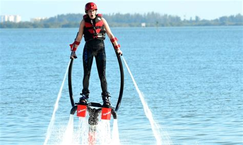Jet Fly Board Voucher Discount Up To 80 Tanjung Benoa Bali flyboard water jet session indy flight academy