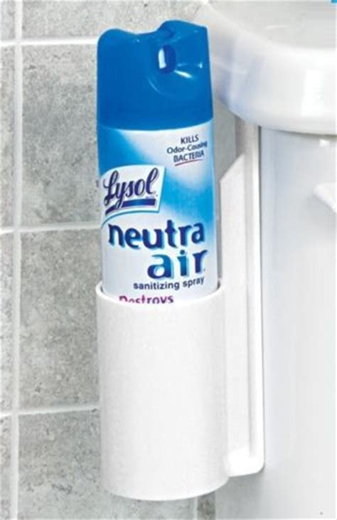 air freshener for bathroom toilet air freshener can holder caddy organiser bathroom lavatory cistern spray ebay