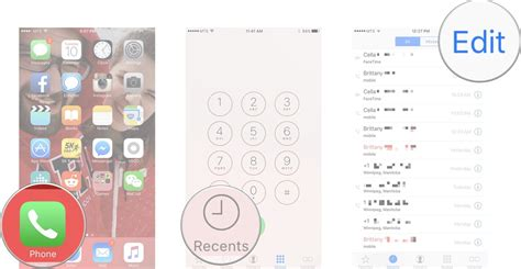 your home from your phone how to manage contacts and call history in the phone app for iphone imore